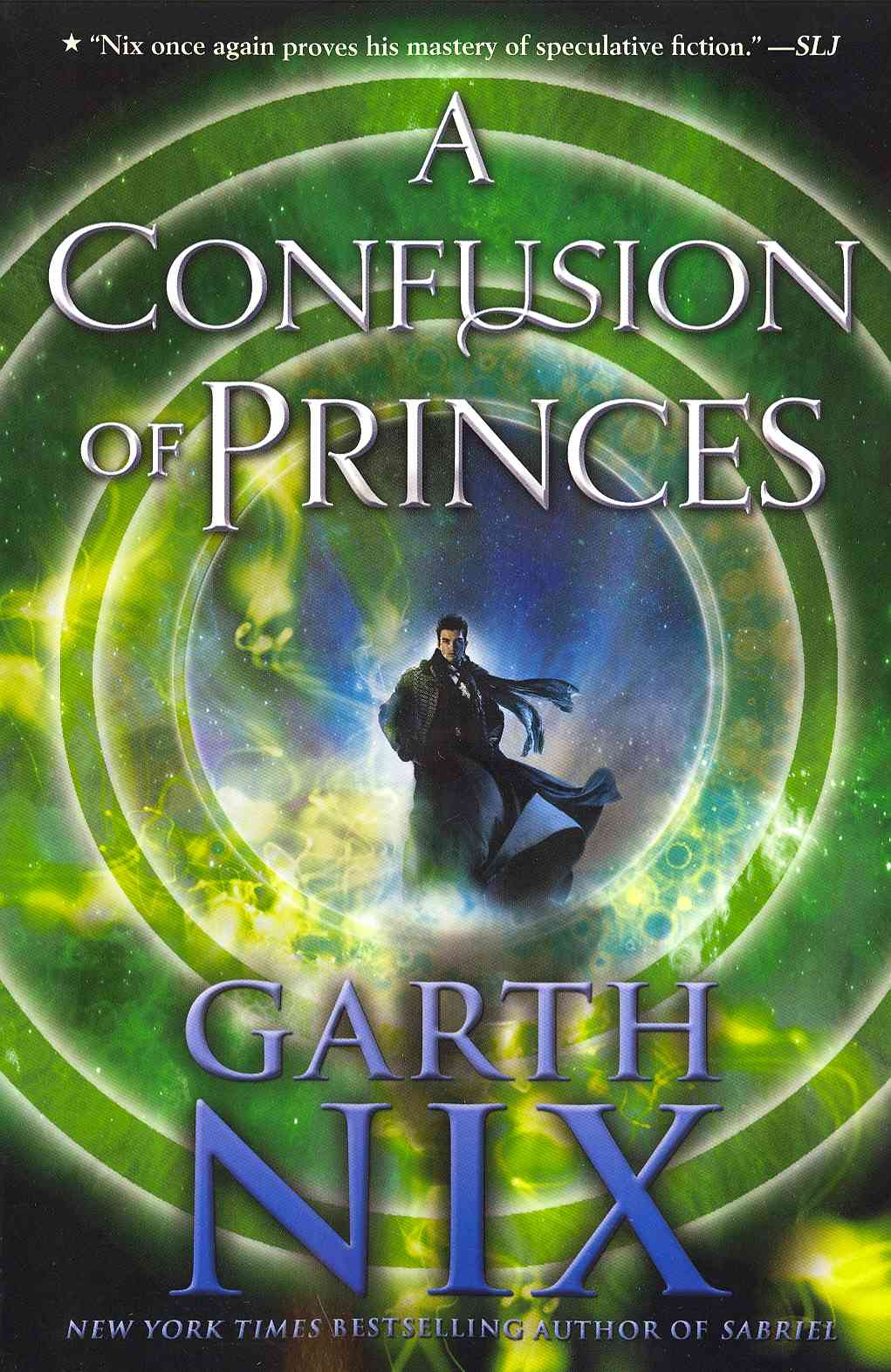 A Confusion of Princes By Nix, Garth