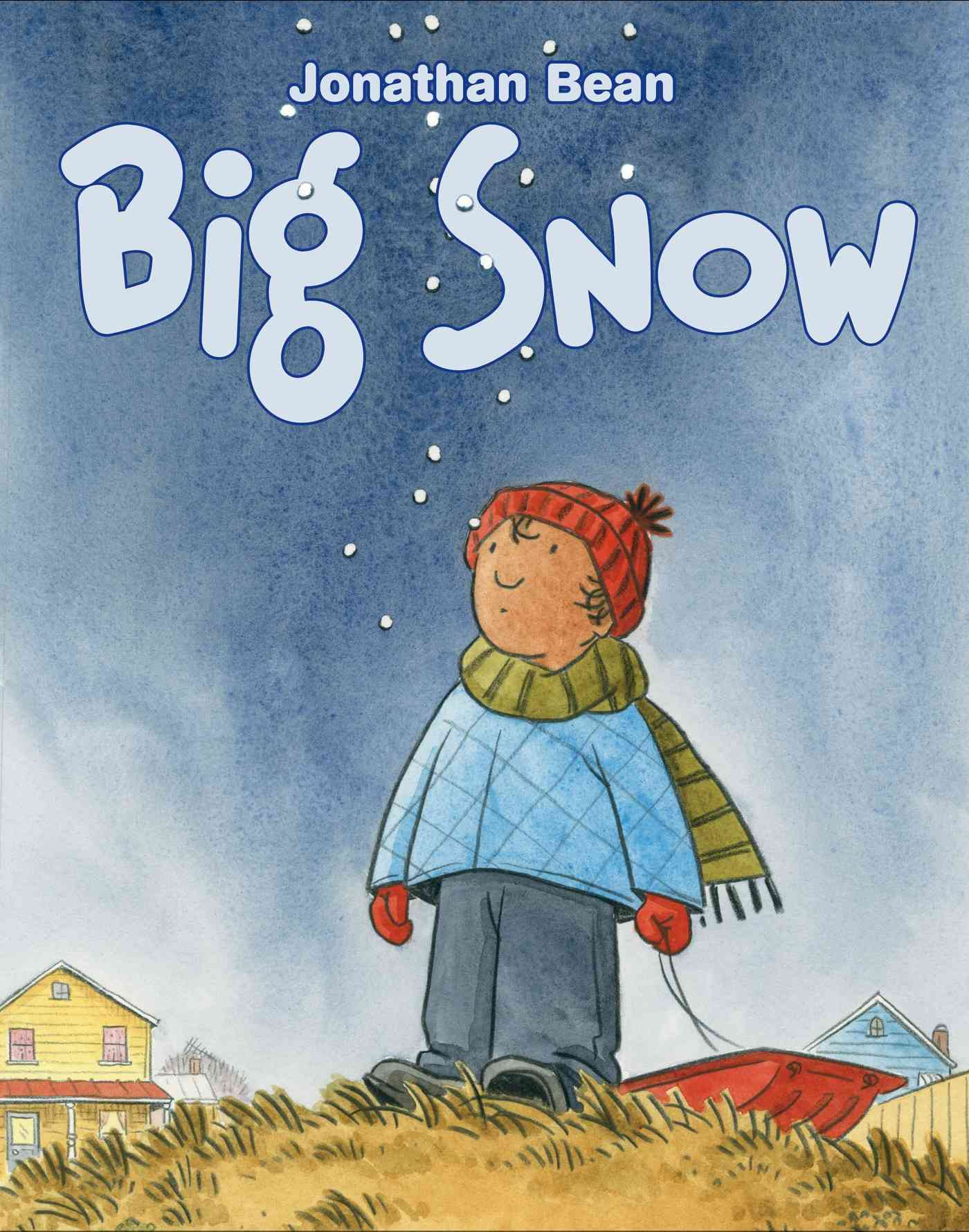 Big Snow By Bean, Jonathan